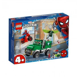 LEGO MARVEL SUPER HEROES ASSALTO AO CAMIÃO DE VULTURE