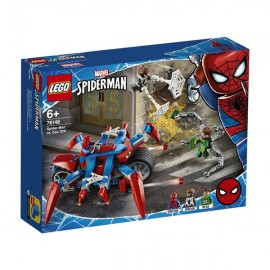 LEGO MARVEL SUPER HEROES SPIDER-MAN VS. DOC OCK