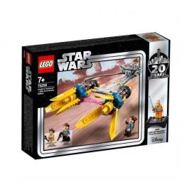 LEGO STAR WARS PODRACER DE ANAKIN: EDIÇÃO 20º ANIVERSÁRIO
