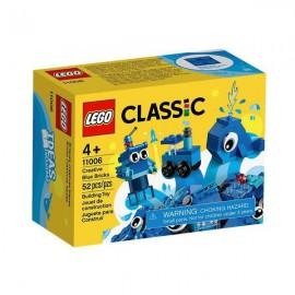 LEGO CLASSIC PEÇAS AZUAIS CRIATIVAS