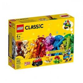 LEGO CLASSIC TIJOLOS BÁSICO - 11002