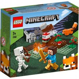 LEGO MINECRAFT A AVENTURA NA TAIGA
