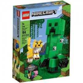 LEGO MINECRAFT BIGFIG CREEPER E OCELOTE
