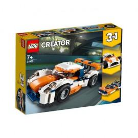LEGO CREATOR CARRO DE CORRIDA SUNSET
