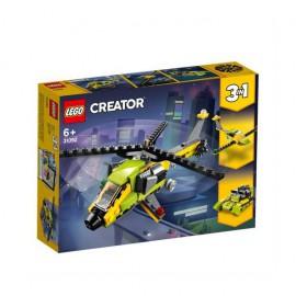 LEGO CREATOR AVENTURA DE HELICÓPTERO