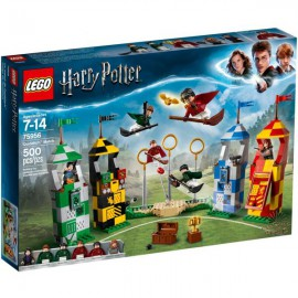 LEGO HARRY POTTER -QUIDDITCH MATCH