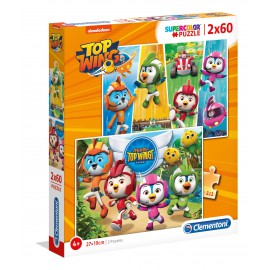 PUZZLE TOP WING 2X60