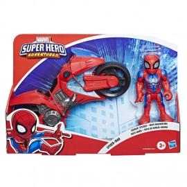 MARVEL SUPER HERO ADVENTURES MOTA DO SPIDER-MAN