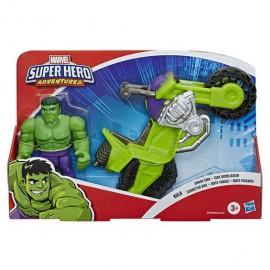 MARVEL SUPER HERO ADVENTURES MOTA DO HULK