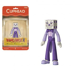 FIGURA CUPHEAD KING DICE