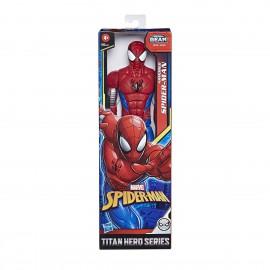 FIGURA MARVEL TITAN HERO SERIES ARMORED SPIDER-MAN