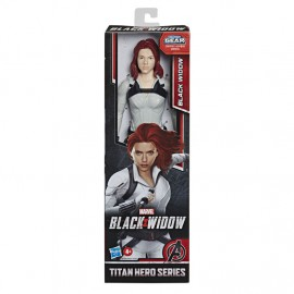 FIGURA MARVEL TITAN HERO SERIES BLACK WIDOW