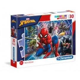 PUZZLE MARVEL SPIDER-MAN 30 PEÇAS