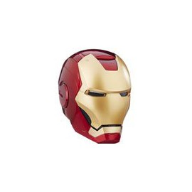 MARVEL LEGENDS ELECTRONIC HELMET IRON MAN SCALE 1:1