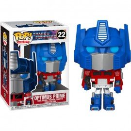 POP TRASFORMERS OPTIMUS PRIME