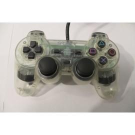 PS2 COMANDO SONY TRANSPARENTE (USADO)