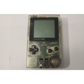 CONSOLA GAMEBOY POCKET CLEAR EDITION