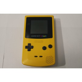 CONSOLA GAME BOY COLOR AMARELO