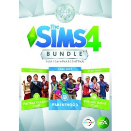 PC THE SIMS 4 BUNDLE PACK 9