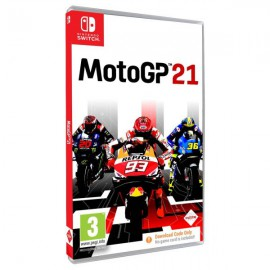 SWITCH MOTO GP 21