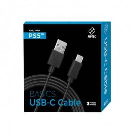 PS5 CABO USB-C FR-TEC