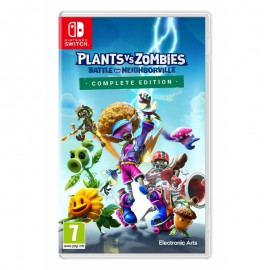 SWITCH PLANTS vs. ZOMBIES: BATTLE FOR NEIGHBORVILLE COMPLETE EDITION