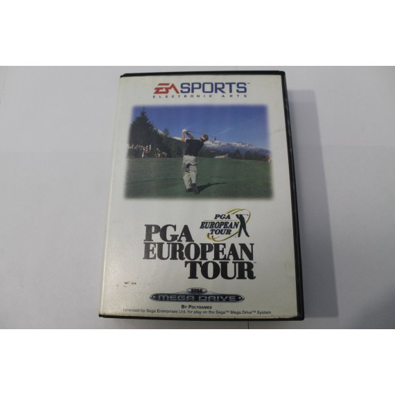 MD PGA EUROPEAN TOUR