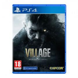 PS4 RESIDENT EVIL 8 VILLAGE