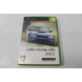 XBOX COLIN MCRAE RALLY 2005