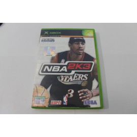 XBOX NBA 2K3