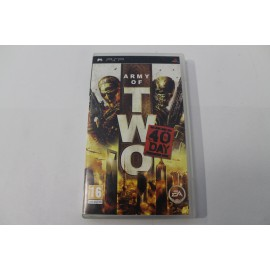 PSP ARMY OF TWO 40TH DAY