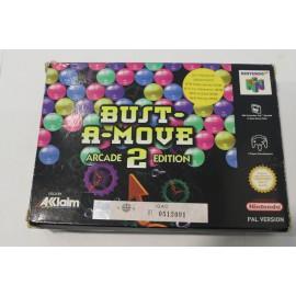 N64 BUST-A-MOVE 2 ARCADE EDITION