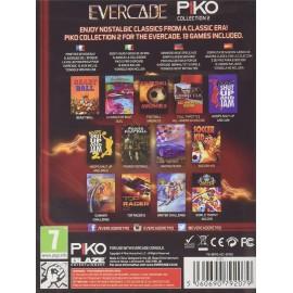 EVERCADE CARTUCHO PIKO INTERACTIVE COLLECTION 2