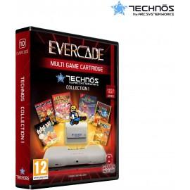 EVERCADE CARTUCHO TECHNOS COLLECTION 1