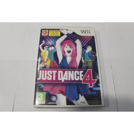 WII JUST DANCE 4 SPECIAL EDITION