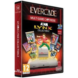 EVERCADE CARTUCHO ATARI LINX COLLECTION 2