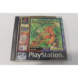 PS1 LORD OF THE JUNGLE